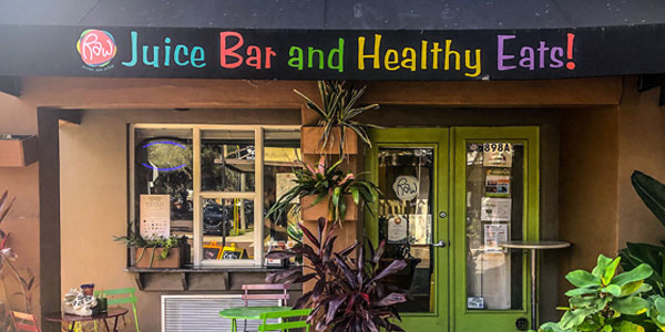 Picture of Raw Juice Bar store front